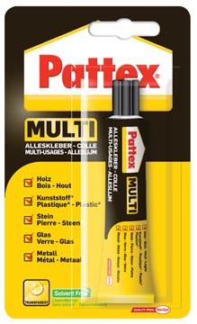 Pattex alleslijm Multi, tube van 20 g
