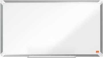 Nobo Premium Plus Widescreen magnetisch whiteboard, emaille, ft 71 x 40 cm