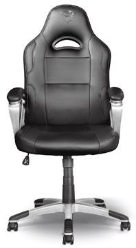 Trust GXT 705 Ryon Gaming stoel, zwart