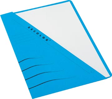 Jalema insteekmap Secolor blauw