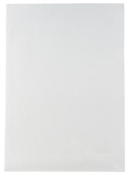 Pergamy L-map, ft A4, PP van 120 micron, pak van 25 stuks, transparant