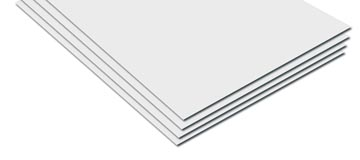 Tekenpapier Plano 180 g/m², ft 42,5 x 60,5 cm