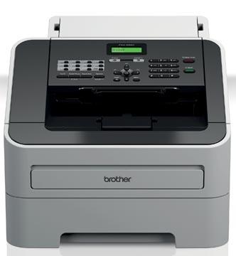 Faxapparaten