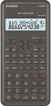 Casio wetenschappelijke rekenmachine FX-82MS