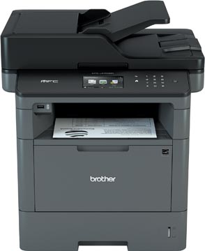 Brother All-in-one zwart-witlaserprinter MFC-L5700DN