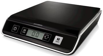 Dymo postweegschaal M5, weegt tot 5 kg, gewichtsinterval van 2 gram