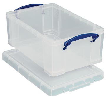 Really Useful Box opbergdoos 5 liter, transparant