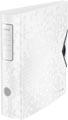 Leitz WOW ordner Active rug van 8,2 cm, wit
