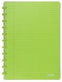 Atoma schrift Trendy ft A4, commercieel geruit, transparant groen